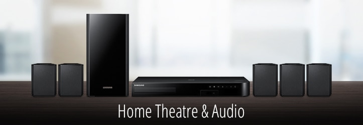 Home Theatre & Audio