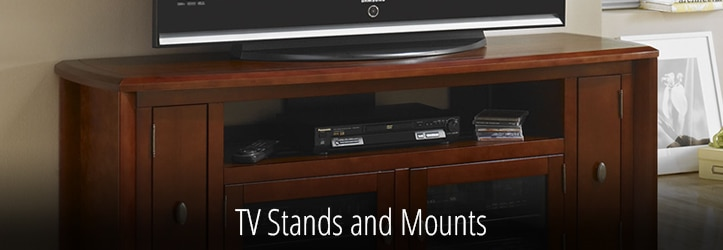 TV Stands and Mounts