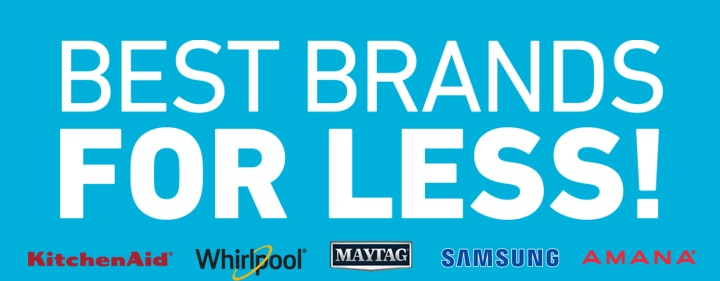 Best Brands for Less!