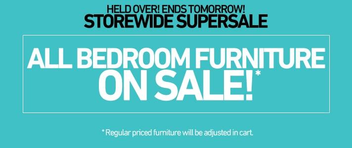 Storewide Supersale!