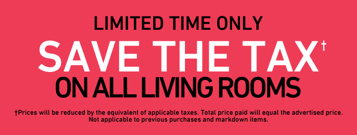 Save the Tax on all Living Rooms