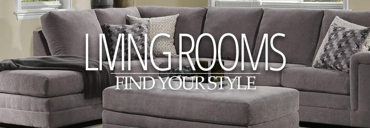 Living Rooms Leon's Furniture