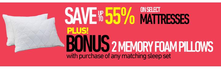 Bonus Days - Limited Time Offers!