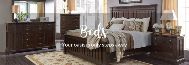 Levin Furniture Beds