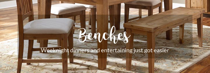 Levin Furniture Benches
