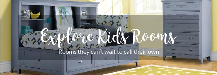Levin Furniture Explore Kids