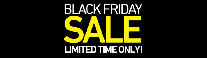 Black Friday Sale - Limited Time Only!