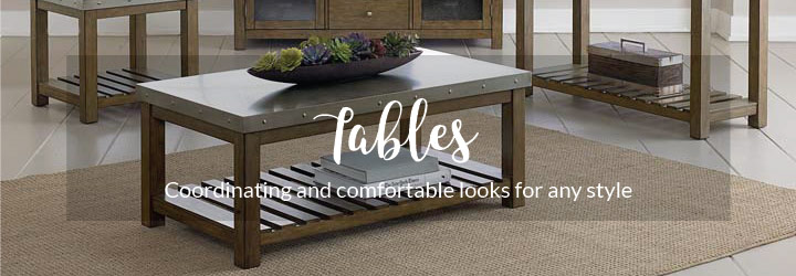 Levin Furniture Living Tables